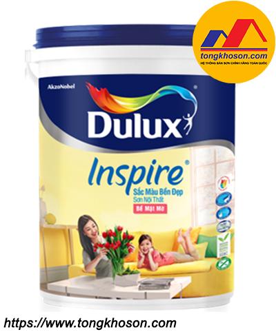 Sơn nội thất Dulux Inspire nội thất láng mịn 39A