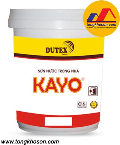 Sơn kinh tế Dutex Kayo nội thất