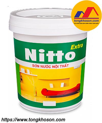 Sơn Toa Nitto Extra nội thất
