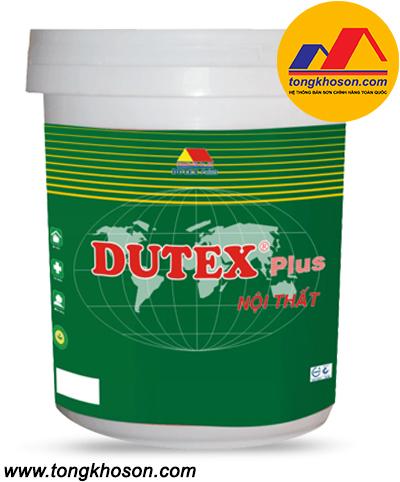 Sơn Dutex Plus nội thất che phủ
