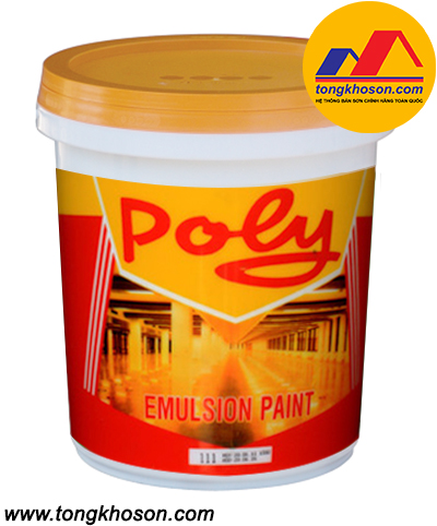 Sơn Expo Poly Emulsion nội thất