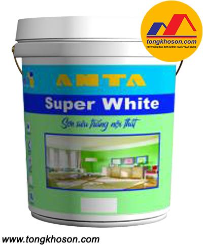 Sơn siêu trắng Anta Ceiling White