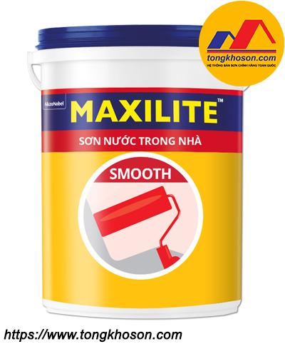Sơn trong nhà Maxilite Smooth - ME5