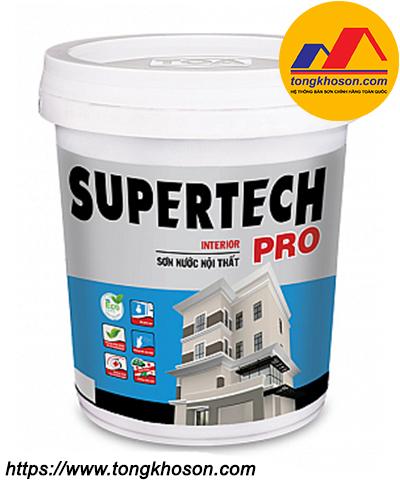 Sơn Toa SuperTech Pro nội thất