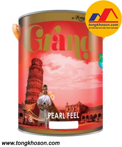 Sơn Mykolor Grand Pearl Feel nội thất bóng cao cấp