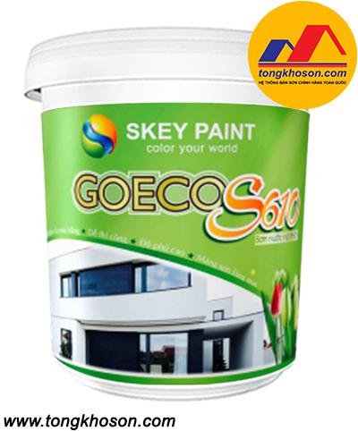 Sơn công nghệ xanh Skey GOECO S610