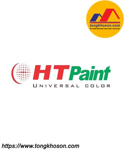 Sơn HT Paint nội thất bóng lau chùi hiệu quả