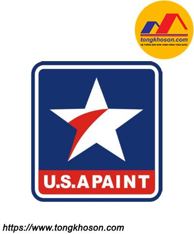 Sơn chống thấm pha xi măng USA Paint MW.One