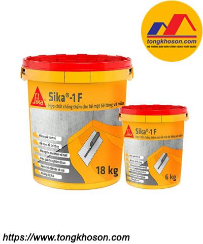 Hợp chất chống thấm Sika - 1F