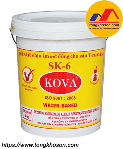Matit chịu ẩm ướt Kova SK6