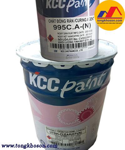 Sơn phủ bóng không màu KCC UT5015-9000