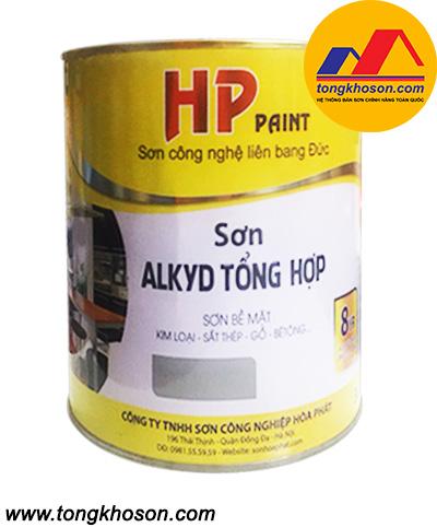 Sơn Alkyd tổng hợp HP paint