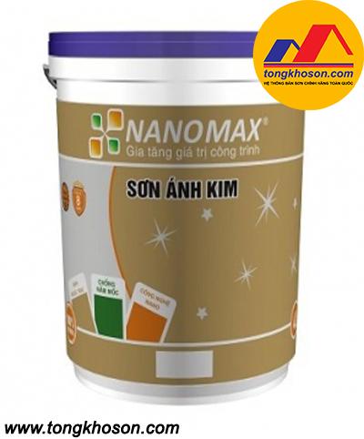 Sơn ánh kim Nanomax