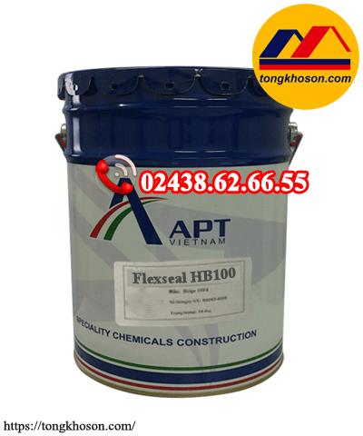 APT Flexseal HB100: Sơn lót chống thấm dùng cho bê tông và kim loại