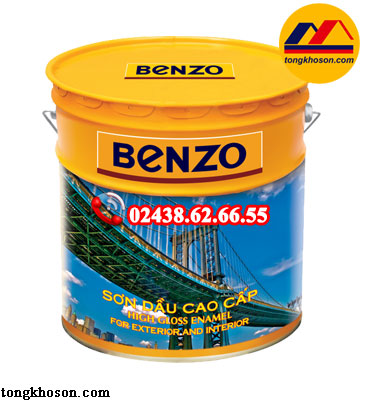 Sơn dầu Benzo gốc Alkyd