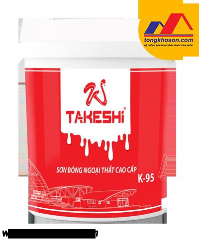 Sơn bóng cao cấp Takeshi K-95