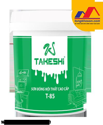 Sơn Takeshi bóng cao cấp T-85