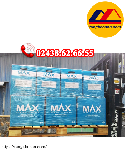 Sơn tĩnh điện MAX hệ Hybrid (M series)