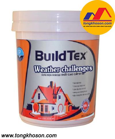 Sơn BuildTex ngoại thất mịn