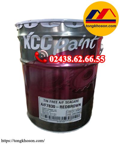Sơn chống hà KCC A/F7830/700