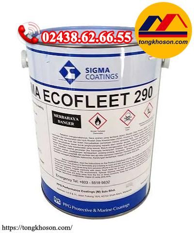 Sơn chống hà Sigma Ecofleet 290