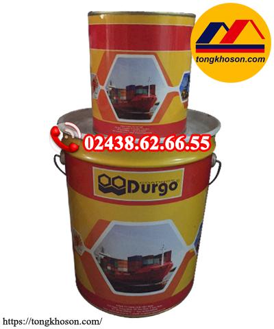 Sơn epoxy chống rỉ Durgo 2 thành phần