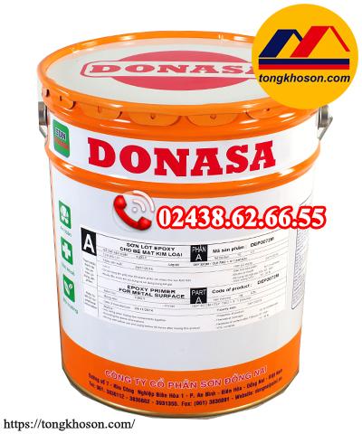 Sơn chống rỉ Epoxy Donasa