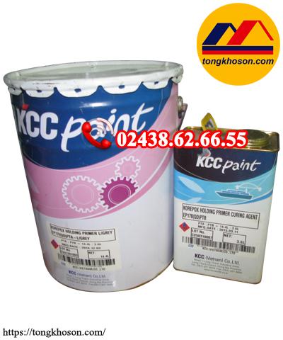 Sơn epxoy kết cấu thép KCC EP174