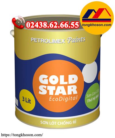 Sơn chống rỉ Petrolimex GoldStar