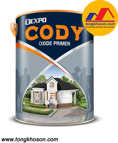 Sơn chống rỉ Oexpo Cody gốc Alkyd