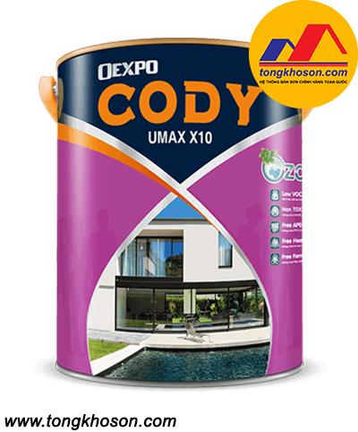 Sơn Oexpo Cody chống thấm cao cấp