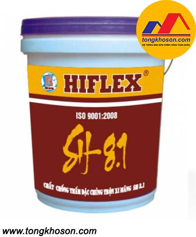 Sơn chống thấm Hiflex SH8.1