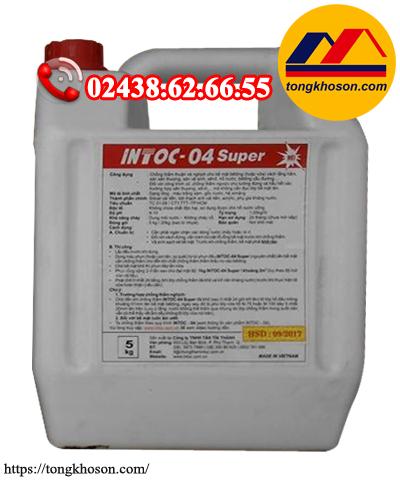 Sơn chống thấm INTOC-04 Super