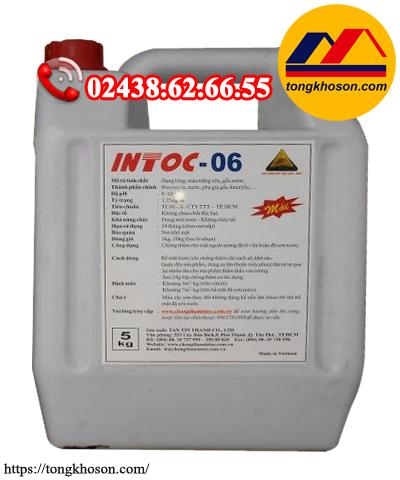Sơn chống thấm INTOC-06
