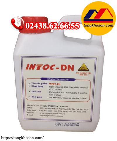 Hợp chất INTOC-DN đông cứng nhanh