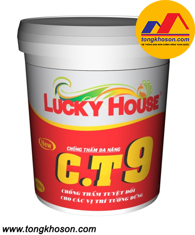 Sơn chống thấm Lucky House CT9