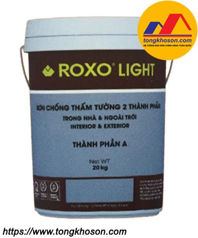 Sơn chống thấm màu ROXO LIGHT