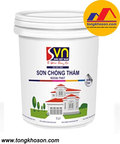 Sơn chống thấm màu Việt Nam