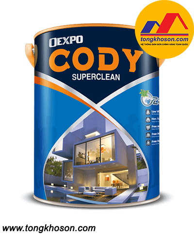 Sơn Oexpo Cody chống thấm nước