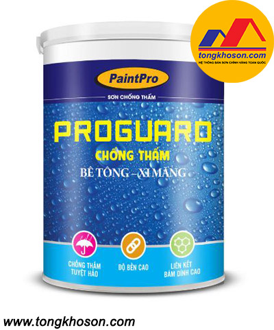 Sơn chống thấm Paintpro Proguard