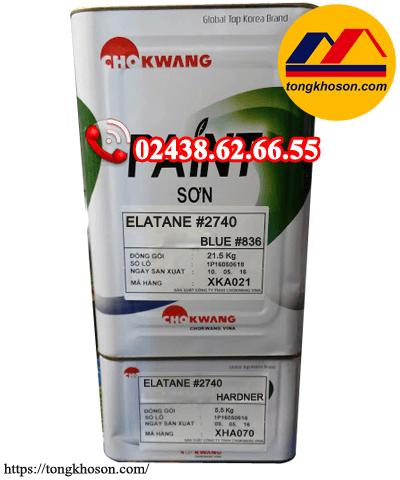 Sơn chống thấm Polyurethane(PU) Chokwang 2740