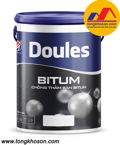 Sơn chống thấm sàn Doules - Bitum