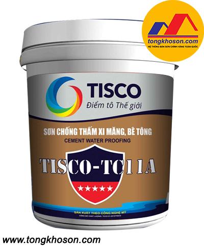 Sơn chống thấm Tisco