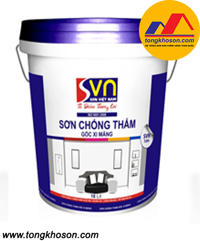 Sơn chống thấm  Việt Nam
