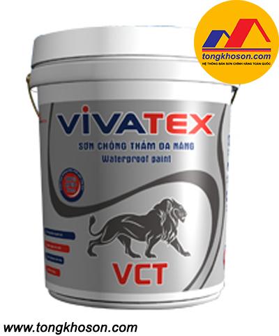 Sơn chống thấm Vivatex đa năng