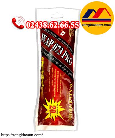 Sơn chống thấm Wap 073 PRO hệ cao su siêu co giãn