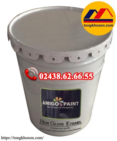 Sơn dầu Amigo nhanh khô