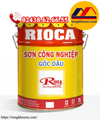 Sơn công nghiệp Epoxy Rioca gốc dầu