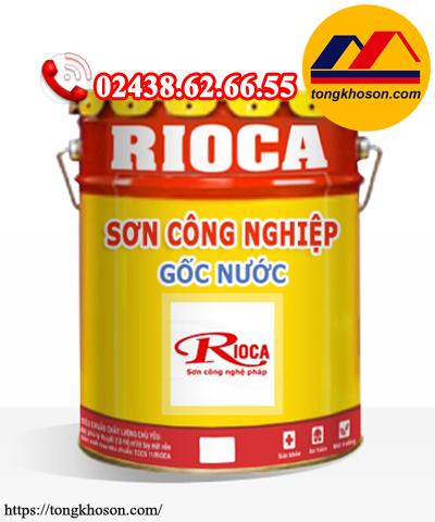 Sơn công nghiệp Epoxy Rioca gốc nước