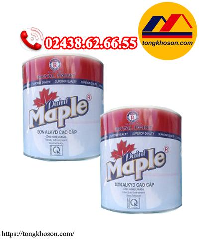 Sơn dầu Maple gốc Alkyd (sơn Royal)